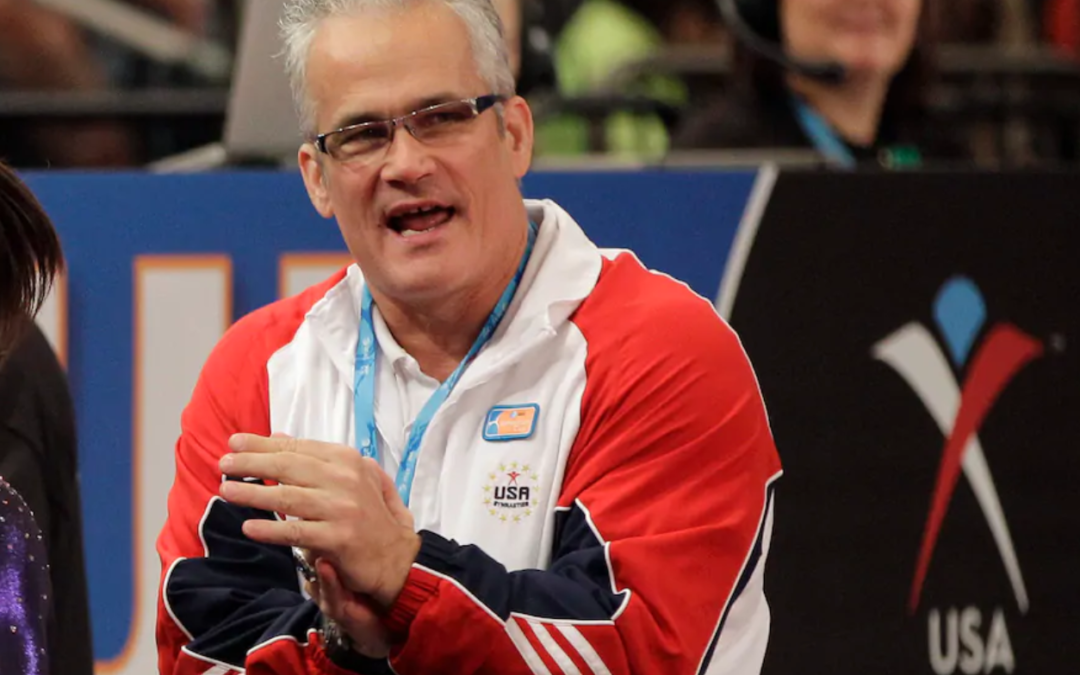 Ex-Olympic gymnastics coach dies by suicide hours after being charged with human trafficking, sex crimes